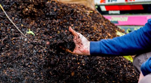 Les Alchimistes Lyon compost biodéchets